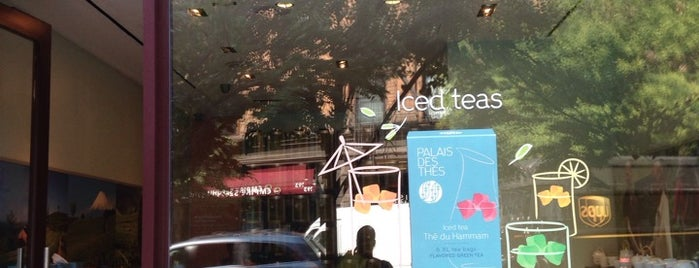 Palais des Thes is one of Tea in NYC.
