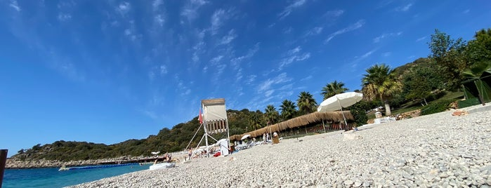 Kaş Belediyesi Halk Plajı is one of Antalya - Kaş.