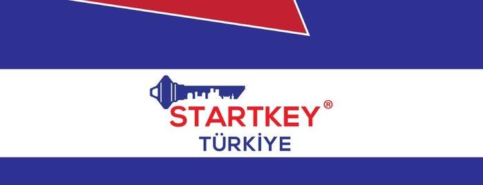 Startkey Emlak Genel Müdürlük is one of DJ EMRE SERİN.