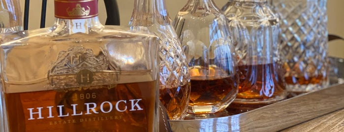 Hillrock Estate Distillery is one of NYC Things to Do.
