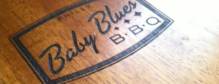 Baby Blues BBQ Philly is one of Philadelphia Restaurants/Bars.