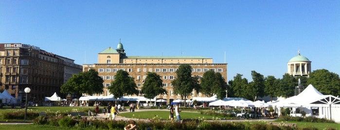 Stuttgarter Sommerfest is one of Lugares favoritos de Jacob.