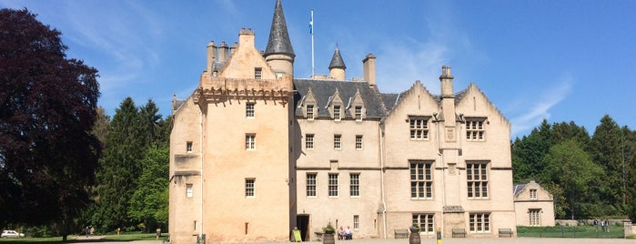 Brodie Castle is one of Scotland.