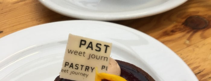 PURE • PASTRY is one of Best of Düsseldorf.