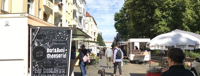 Bötzowmarkt is one of สถานที่ที่ Stefan ถูกใจ.