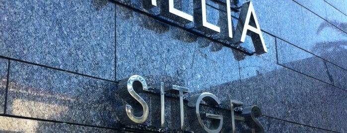 Hotel Meliá Sitges is one of Hoteles en España.