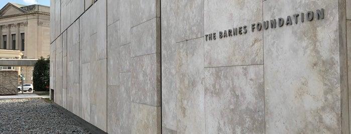 The Barnes Foundation is one of Posti che sono piaciuti a Gsus.