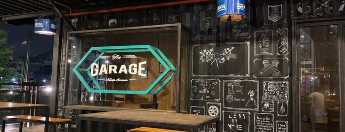 The Garage KL is one of Makan2.