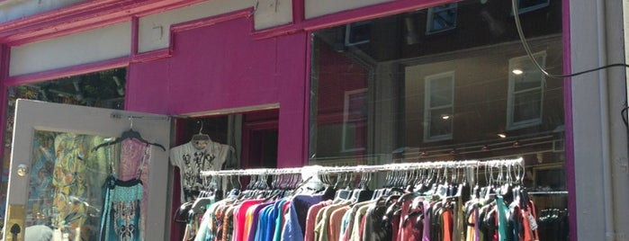 Urban Princess Boutique is one of Philly.