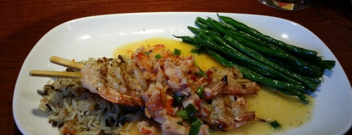 Red Lobster is one of Food I've tried in MI.