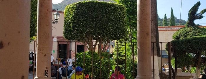 Peña De Bernal is one of Tequisquiapan y Bernal City guide.