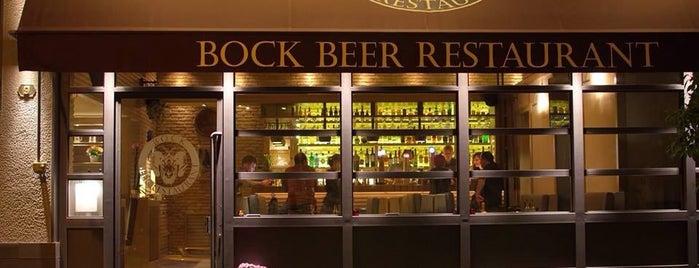 Bock Beer Restaurant is one of Locais salvos de Николай.