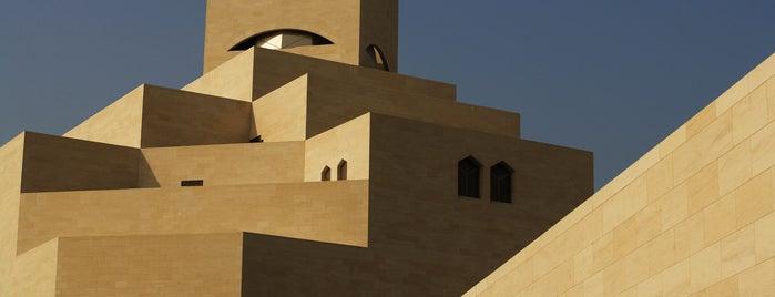 Museum of Islamic Art (MIA) is one of Volta ao Mundo oneworld: Doha.