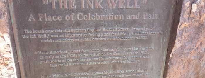 The Ink Well is one of Los Angeles.