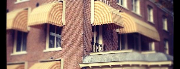 Hotel de Wereld is one of Camila'nın Beğendiği Mekanlar.