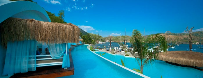 Yacht Classic Hotel is one of Fethiye.