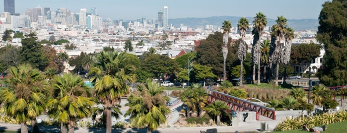 Mission Dolores Park is one of Lugares favoritos de The Mini John.