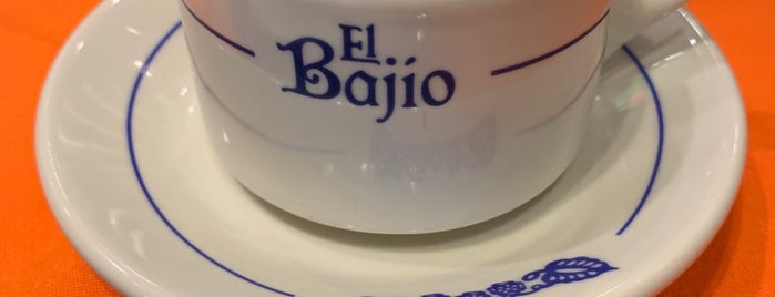 El Bajío is one of Giさんのお気に入りスポット.