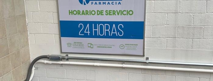 Farmacia San Pablo is one of Lugares Frecuentes.