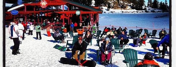 East Peak Lodge is one of Recreation.