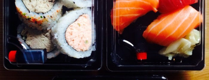 Michie Sushi is one of Sushi in Dublin.