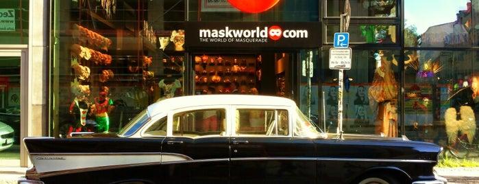 maskworld.com Store is one of Tempat yang Disimpan Mana.