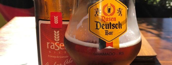 Rasen Deutsch Bar is one of Orte, die Marcelo gefallen.