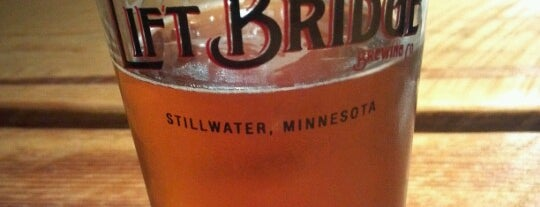 Lift Bridge Brewing Company is one of Brewery Tours.