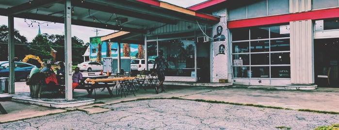 Refuge Coffee Co. is one of Tempat yang Disukai Phil.