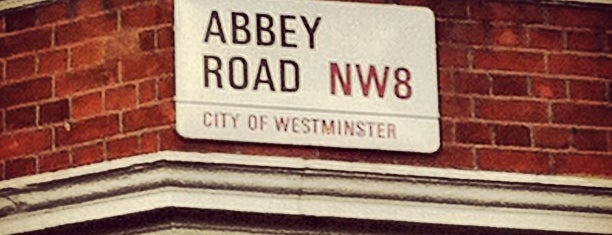 Abbey Road Studios is one of Inglaterra.