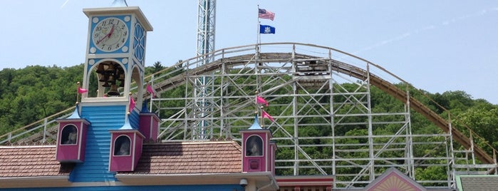Lake Compounce is one of Northeast Things to Do.