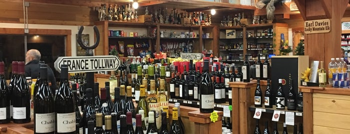 The Beverage Barn is one of Locais curtidos por Used Cars of Bend Oregon.