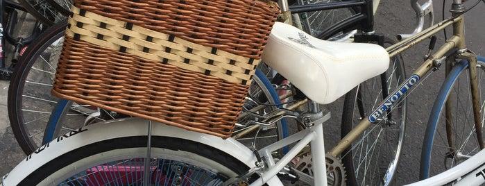 Tropikal Bikes Store is one of Locais curtidos por Oskar.