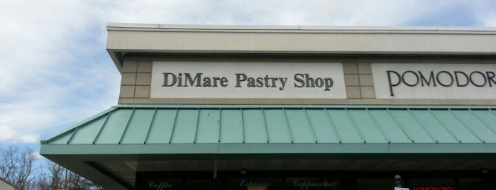DiMare Pastry Shop is one of 4sq Cities! (USA).