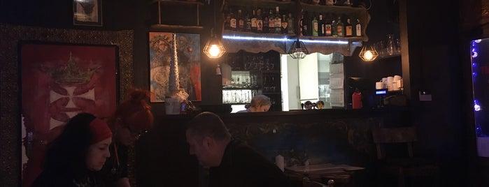 Restauracja Jacobsen is one of Orte, die Volodymyr gefallen.