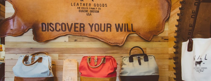 Will Leather Goods 'World Store' is one of New York 2016.