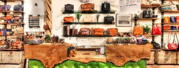 Will Leather Goods 'Flagship Store' is one of Los Angeles.