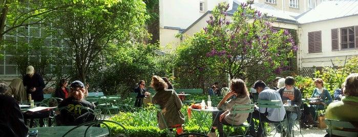 Musée de la Vie Romantique is one of Les 400 lieux branchés de Paris : Boire.