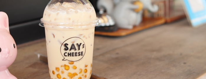 Say Cheese is one of อุบลราชธานี_3.