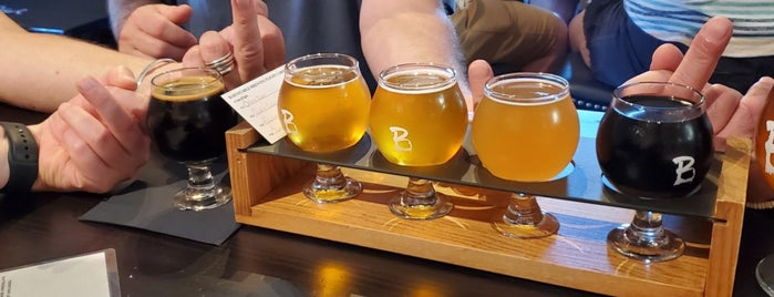 Barnstable Brewing is one of Cape Cod.