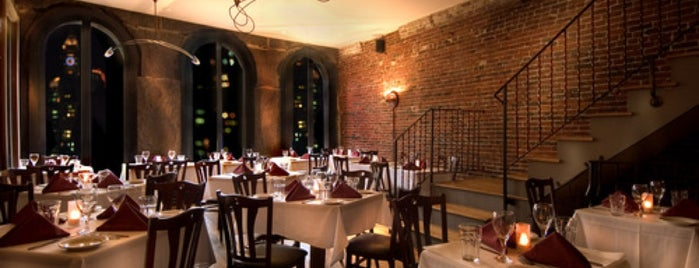 Taranta is one of Boston restaurants.