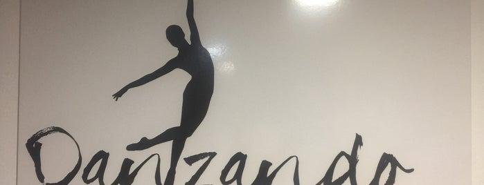 Danzando Studio is one of Giselleさんのお気に入りスポット.