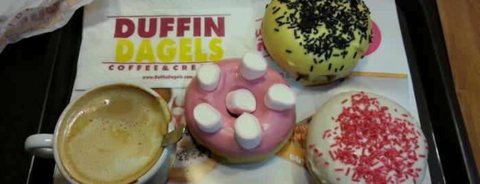 Duffin Dagels is one of Comer, beber y salir en Oviedo.