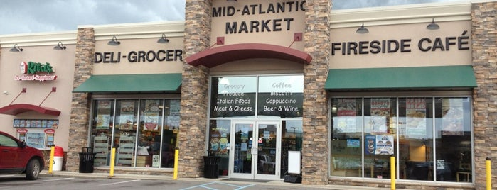 Mid-Atlantic Market is one of Pep Roll Tour.