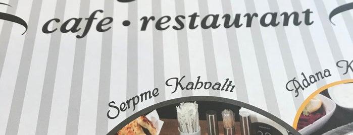 Hayatibey Cafe&Restaurant&Patisseria is one of Locais curtidos por Şebnem.