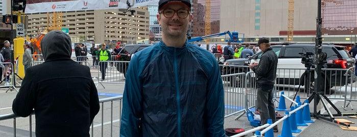 Twin Cities Marathon Starting Line is one of USA Minneapolis.
