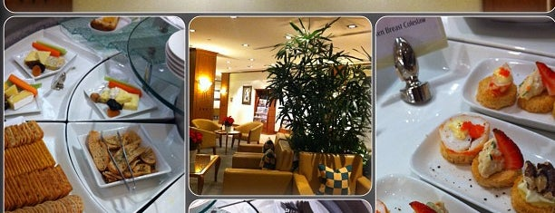 Emirates Business Lounge is one of Mike 님이 좋아한 장소.