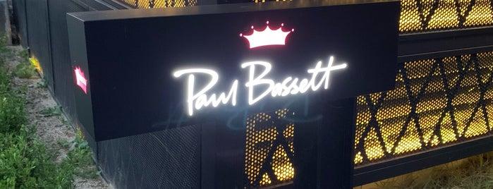 Paul Bassett is one of Seoul.
