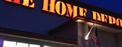 The Home Depot is one of Lugares favoritos de Nelson V..