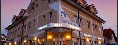 Hotel Bajt is one of Orte, die Harapasa gefallen.